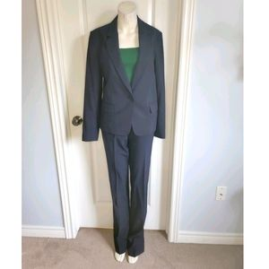 Theory Women's Suit, Gabe Blazer Relaxed Pant